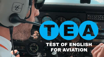 TEST OF ENGLISH FOR AVIATION